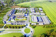 12 000 m² de bâtiments dédiés aux services de l'automobile et de la mobilité