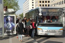 Le nouveau réseau de bus entre en action