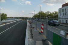 La circulation bascule bientôt sur le nouveau pont Schuler