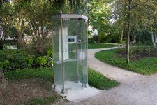 La cabine téléphonique va devenir une boîte à livres
