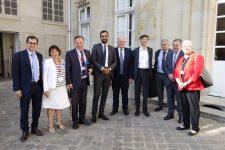 L'agglomération à Matignon pour demander le respect du calendrier de la ligne 18