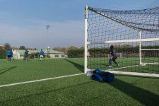 Deux nouveaux terrains synthétiques au stade Giroux