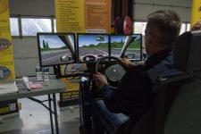 Journée sécurité routière pour le personnel des compagnies de bus