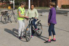 Premières mises en selle pour la Vie'cyclette