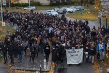 Une marche blanche réunit 700 personnes en mémoire de Rachid