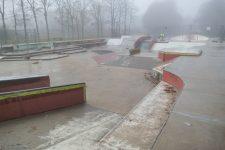 Coup de jeune pour le skatepark, abîmé par de fortes intempéries