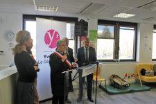 Le centre de PMI a inauguré ses nouveaux locaux