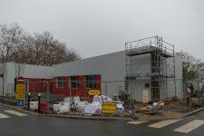 La maison des associations, encore en construction, s'appellera Espace 1901