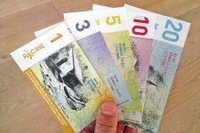 Le coffre fort de la monnaie locale la Racine dérobé