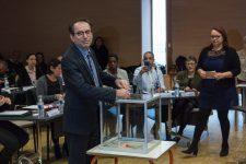 Didier Fischer, maire pour 14 mois