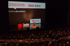Le big data au cœur de la Tedx Saclay