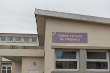 La cuisine centrale reconstruite pour plus d'efficacité et de qualité