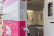 Protection infantile: le bus PMI fera désormais étape sur la ville