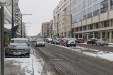 La neige: Une situation «moins problématique que l'an dernier»