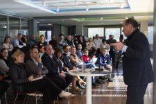 Cinq nouvelles start-up sous l'aile du Sqy Cub