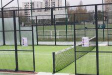 Nouvel élan pour le tennis club avec des courts rénovés et des terrains de padel