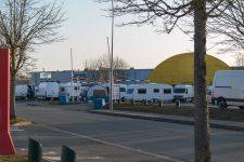 Pariwest: les entreprises veulent l'évacuation des gens du voyage