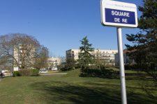 Le square de Ré rénové d'ici l'automne