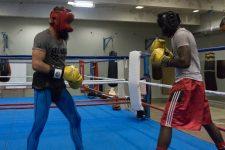 Boxe: l'Élancourtois Marvin Petit veut conquérir l'Europe