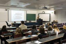 Une conférence sur les femmes et le sport à l'UVSQ