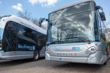 Les premiers bus électriques circulent dans l'agglomération