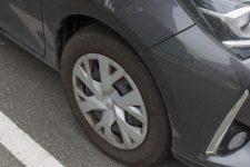 Deux hommes arrêtés après une série de vols de roues de voiture