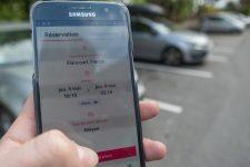 Louer des parkings partagés directement depuis son téléphone