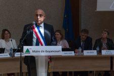 François Morton (DVG), nouveau maire pour un court mandat
