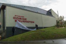 Entièrement rénové, le gymnase Maurice Baquet change de nom