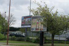Les anti-pub font recette contre les panneaux numériques