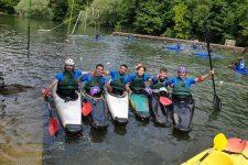Trappes accueille le championnat régional de kayak-polo