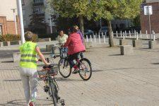 La Vie'cyclette, un an d'ateliers de réparation de vélos