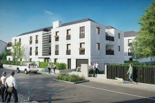 Un programme de 11 maisons et 20 appartements au Manet