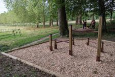 Les sportifs ont désormais leur parcours dans le parc du château