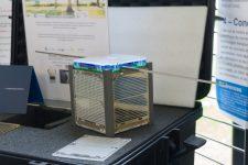 Le Latmos veut lancer un satellite dans l'espace d'ici l'année prochaine