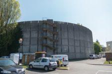 Permis de démolir déposé pour le silo des Acacias