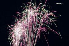 Les feux d'artifice encore de sortie pour la Fête nationale