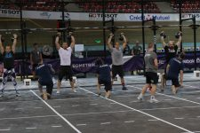 French throwdown crossfit : belles performances françaises à SQY