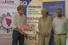 Trois start-up lauréates révolutionnent  la mobilité urbaine et inter-entreprises