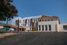 Les façades de l'école de l'Agiot ne seront pas finies à temps