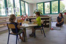 Une école Montessori va faire sa première rentrée à Trappes