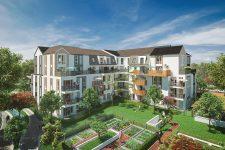 Éco-quartier de Pariwest: 263 nouveaux logements lancés