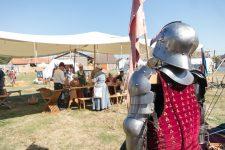 Un village du Moyen-âge a pris vie à la ferme Prudhomme