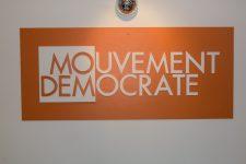Le Modem se prépare aux élections municipales