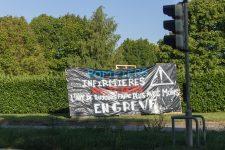 Les sapeurs pompiers des Yvelines à nouveau en grève