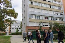 La réhabilitation du square Camus et de la Cité Nouvelle devrait être signée début 2020