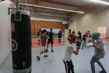 Boxe: le Bam de Plaisir fait sa rentrée avec de nouvelles disciplines