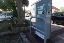 Les bornes pour véhicules électriques arrivent dans l'espace public