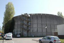 La destruction du silo devrait commencer en janvier