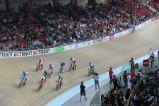 Les championnats du monde sur piste 2022 auront lieu à SQY